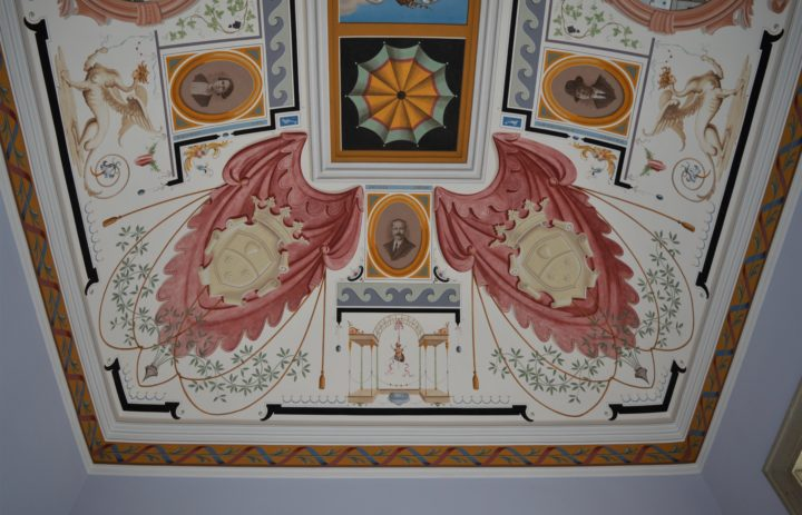 DECORAZIONE SALONE MARTANO (2)